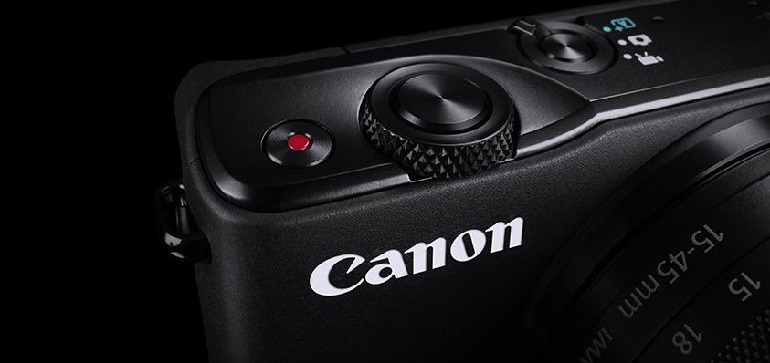 Canon EOS M Portada