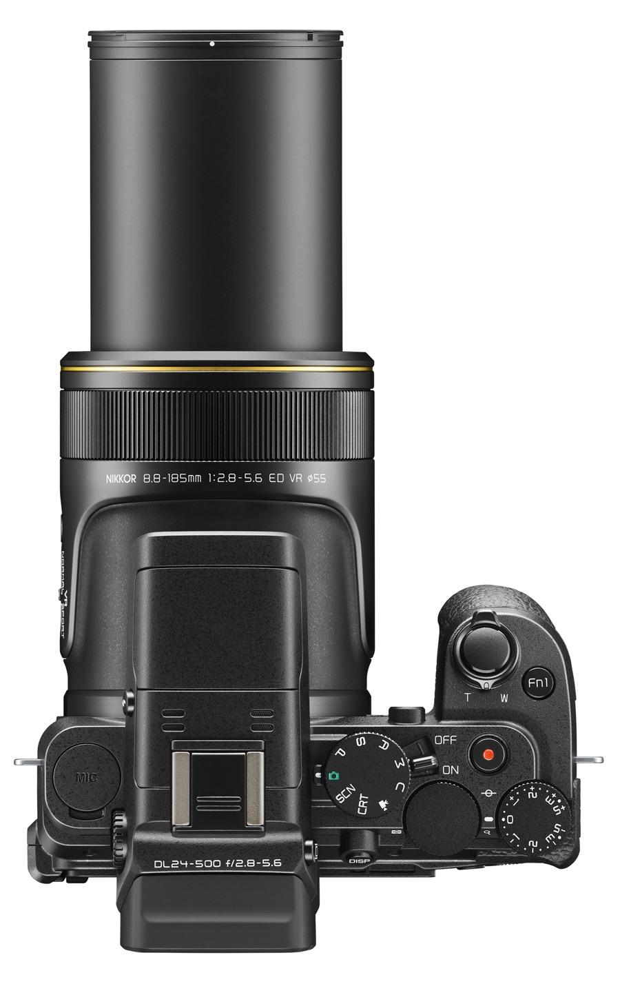 Nikon DL 24-500 Objetivo