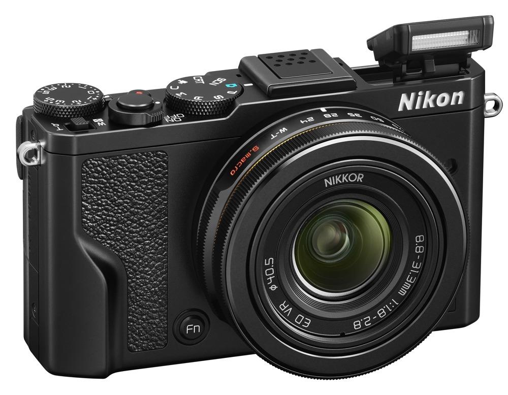Nikon DL 24-85 Flash
