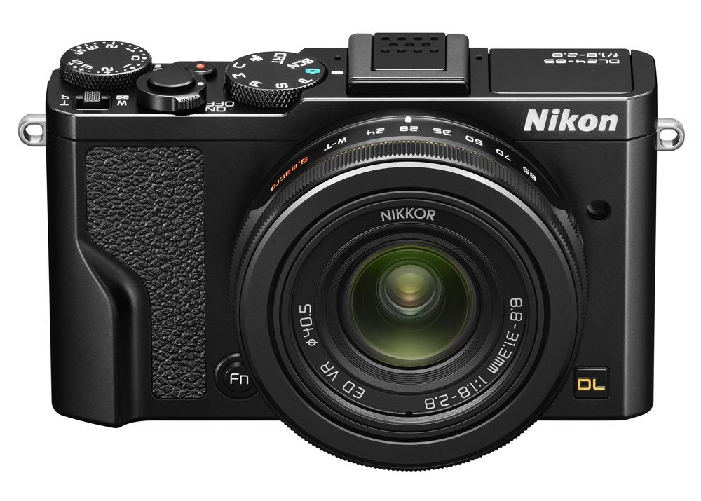 Nikon DL 24-85 Frontal Superior