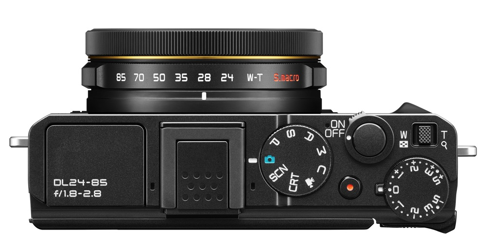 Nikon DL 24-85 Mandos