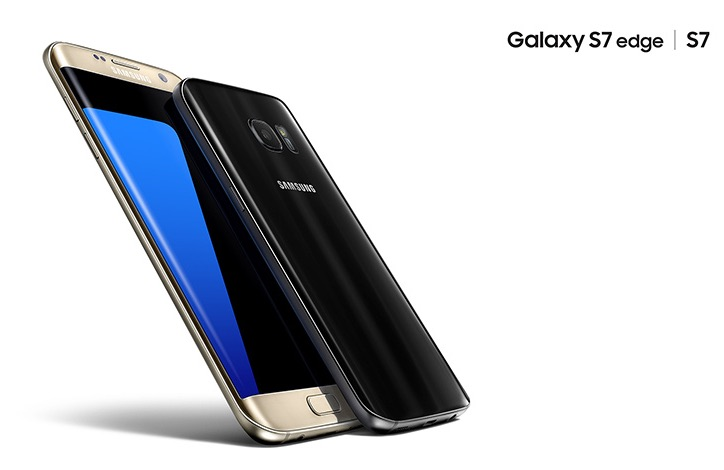 Samsung Galaxy S7 Edge y S7