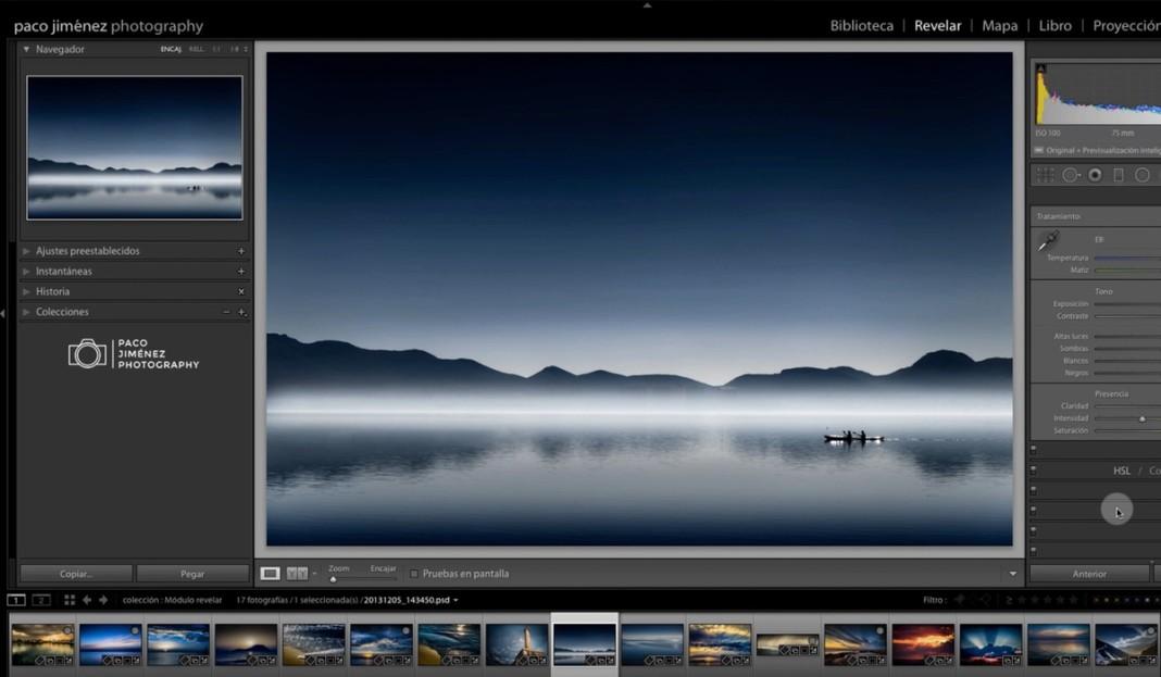 Adobe Lightroom Curso A Fondo Portada