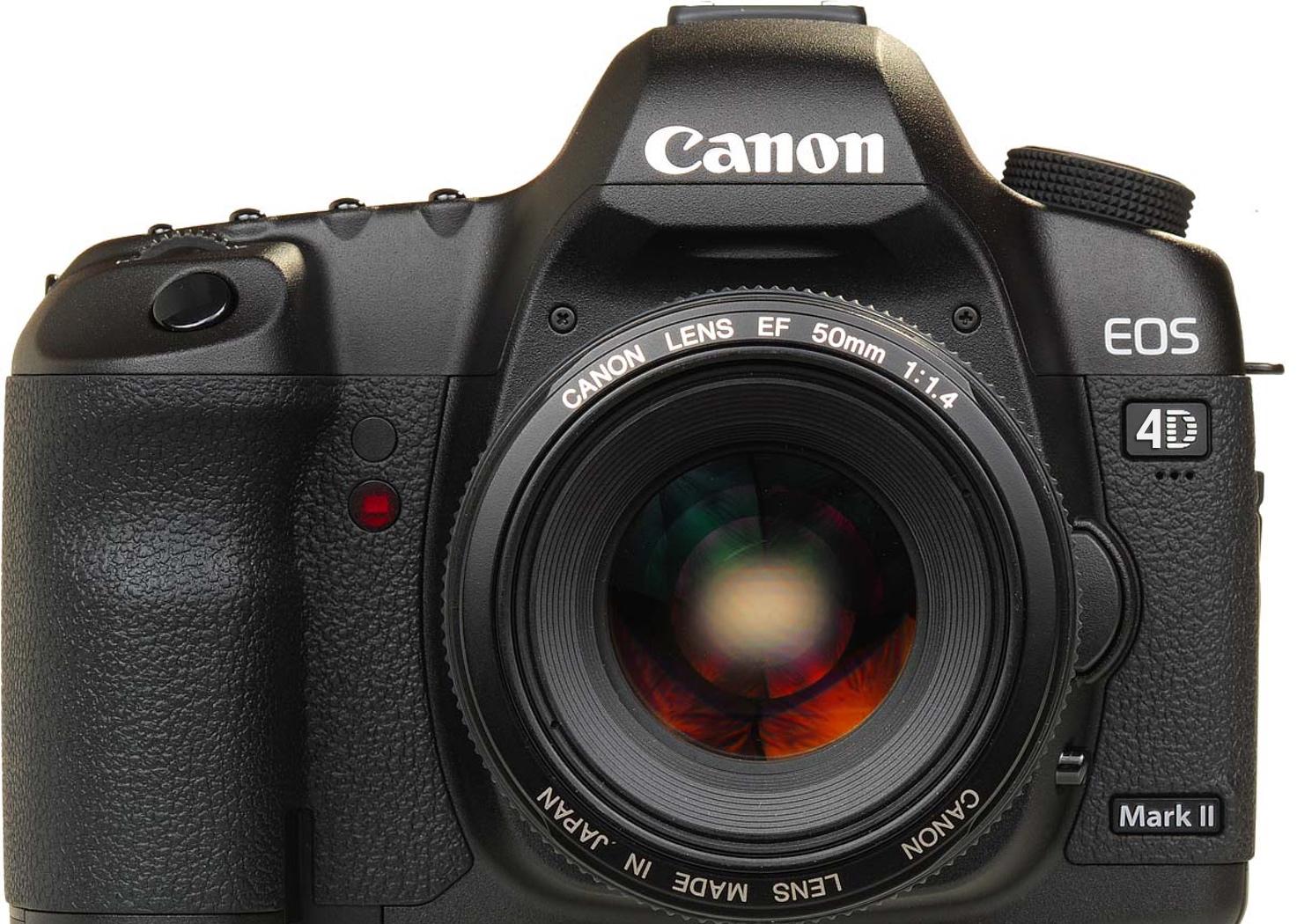 Canon 4D Portada