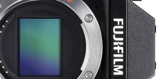 Fujifilm Sensor
