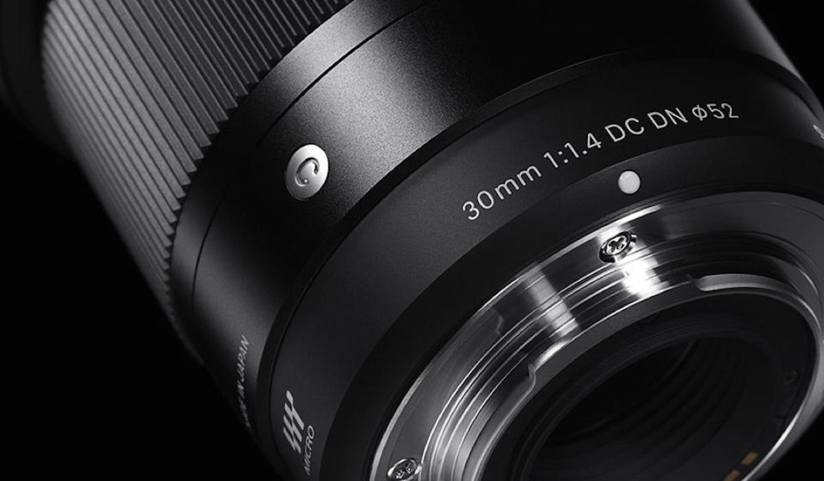 Sigma 30 mm