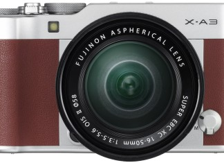 Fujifilm X-A3 Portada