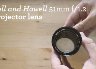 Bell and Howell 51 mm