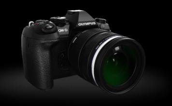 Olympus OM-D EM-1 Mark-II