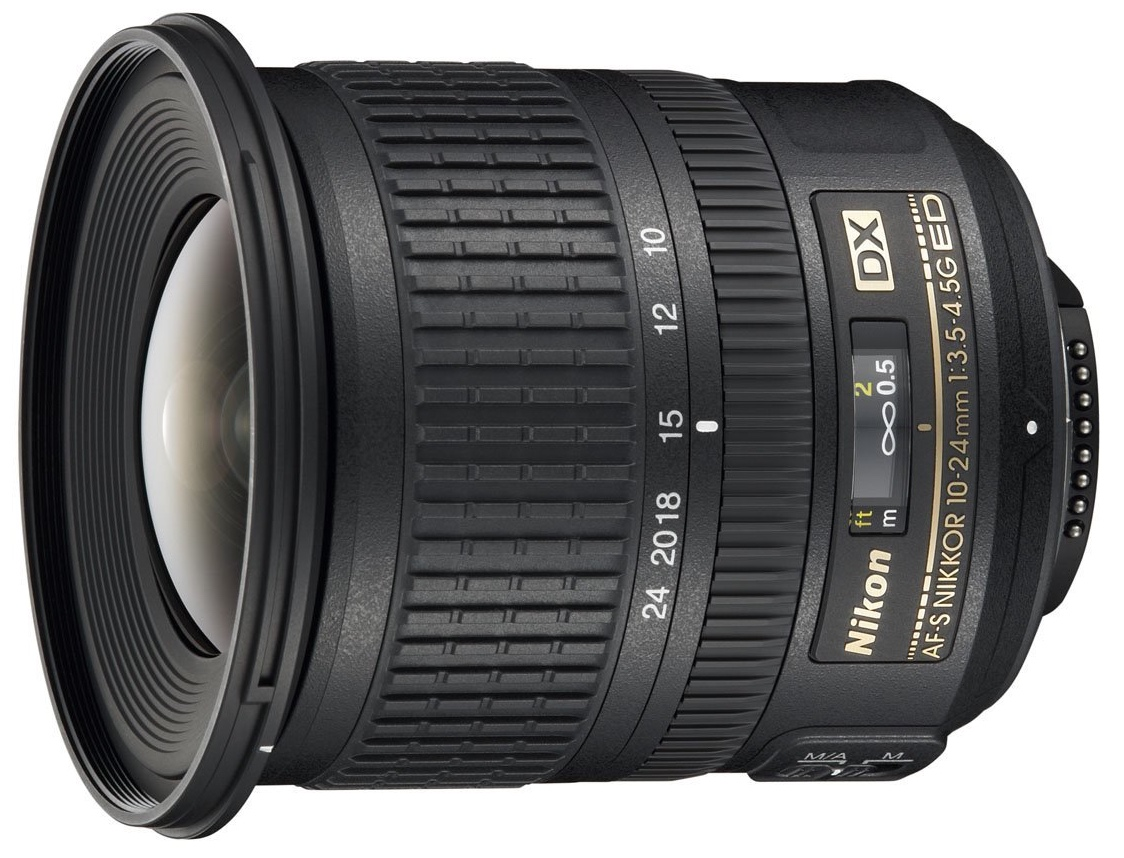 Nikon 10-24 mm