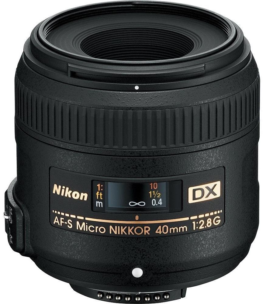 Nikon 40 mm