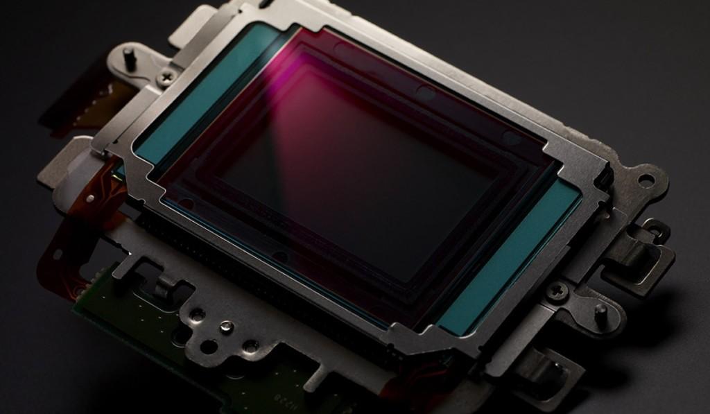 Sensor CMOS Canon