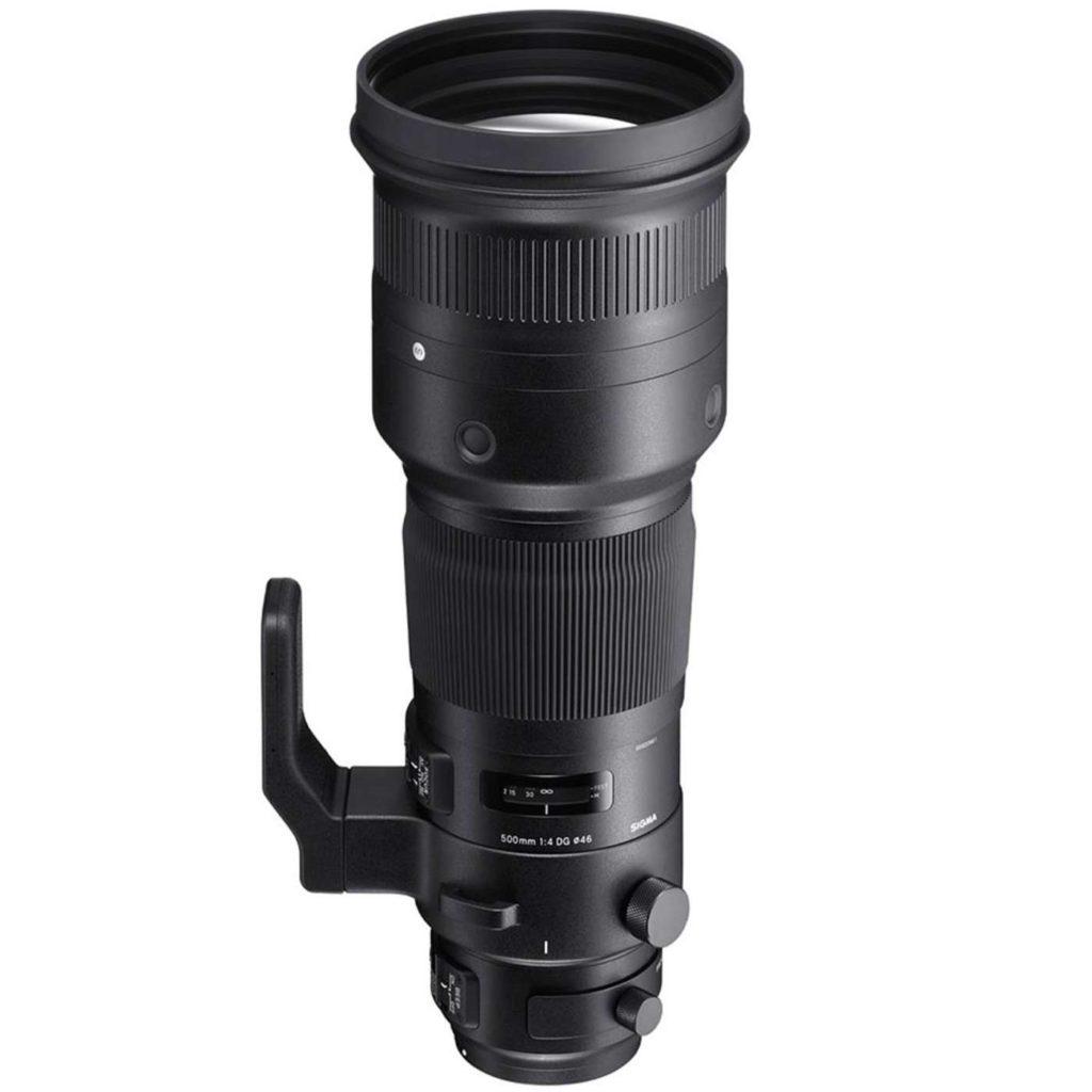Sigma 500mm f4 SPORT