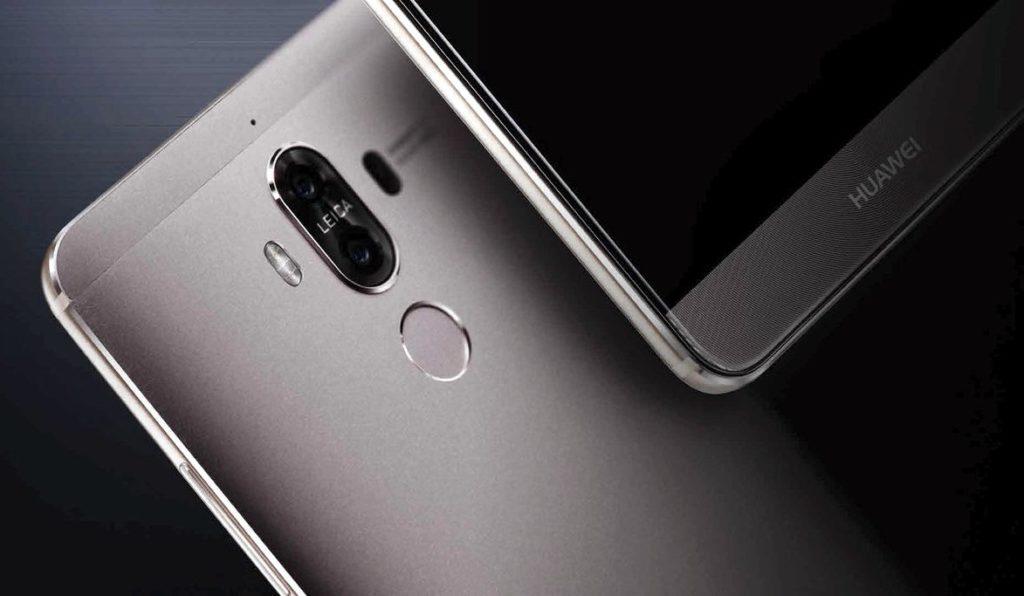 Huawei Mate 9 Camara Leica