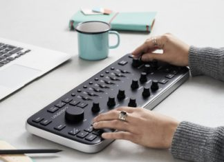 Loupedeck_lightroom device