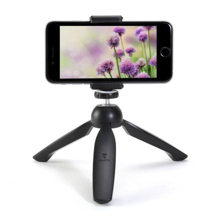 Mini Trípode Móvil iPhone GoPro