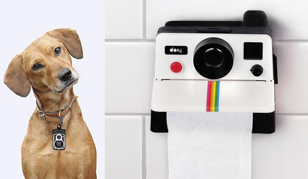 Regalos para fotógrafos originales y baratos