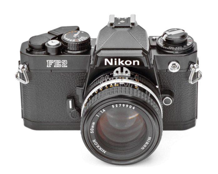 Nikon FE 2