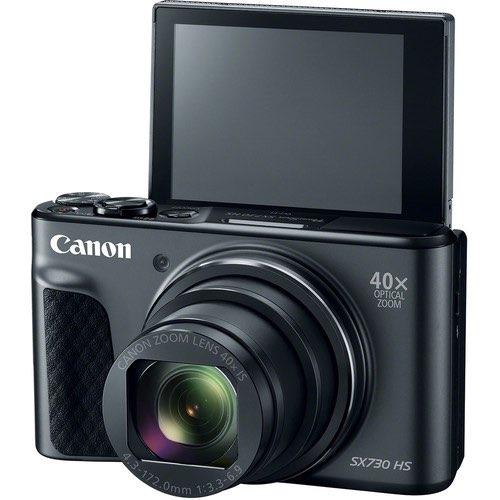 Canon SX730 HS Pantalla
