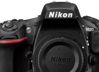 Nikon D820