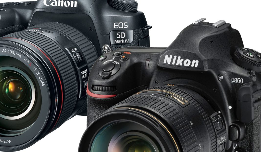 Nikon D850 vs Canon 5D Mark IV