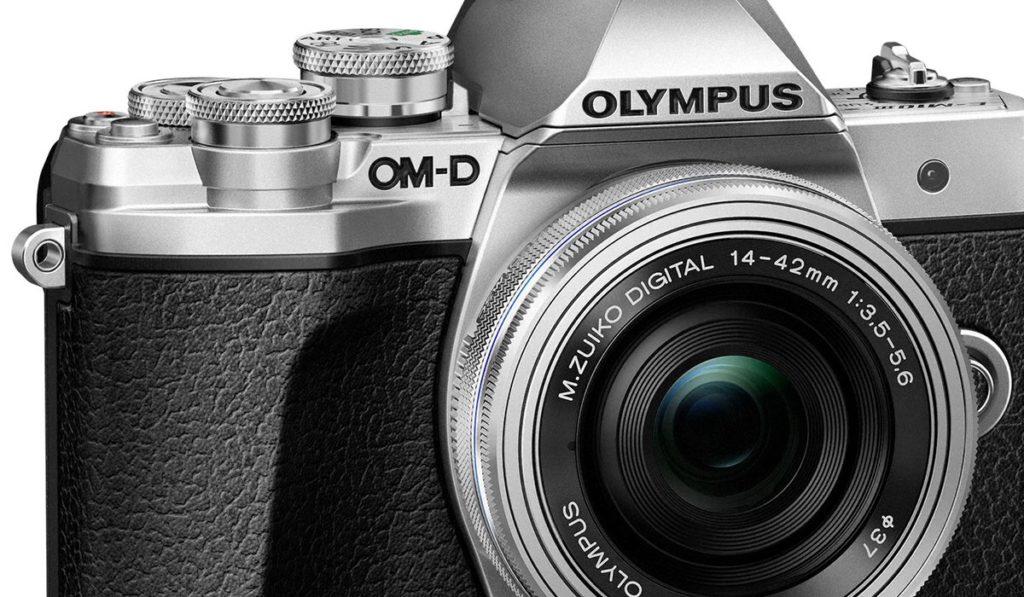 Nueva Olympus OM-D E-M10 Mark III