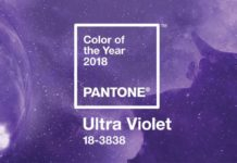 Ultra Violet Color 2018