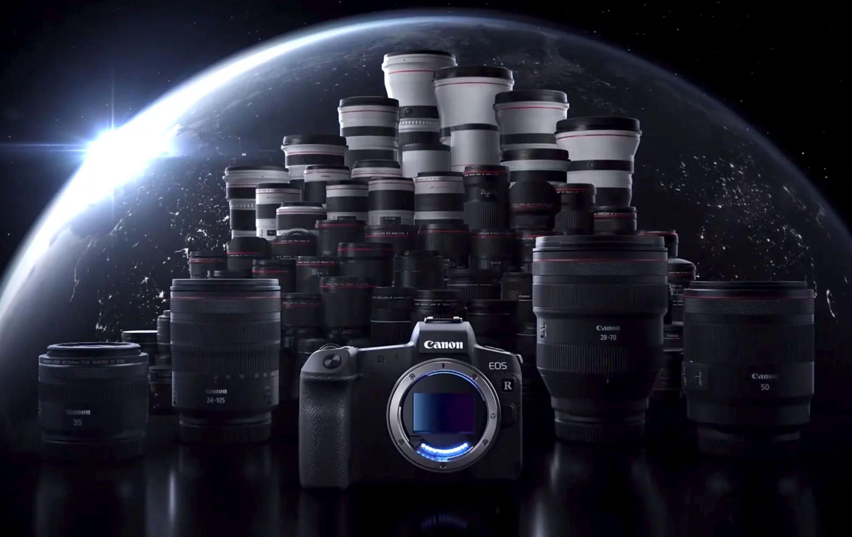 Anunciado oficialmente el nuevo sistema Canon EOS R - Cámara.PRO