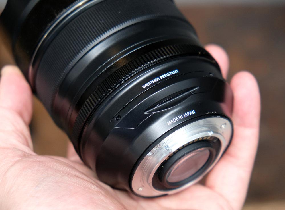 Fujinon XF 8-16mm
