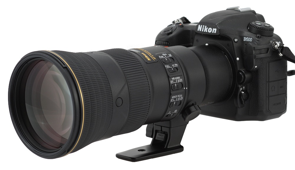 Nikon AF-S Nikkor 500mm