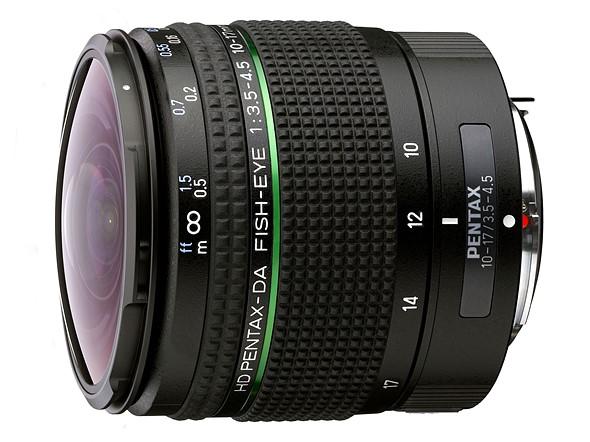 Ricoh HD-Pentax DA 10-17mm