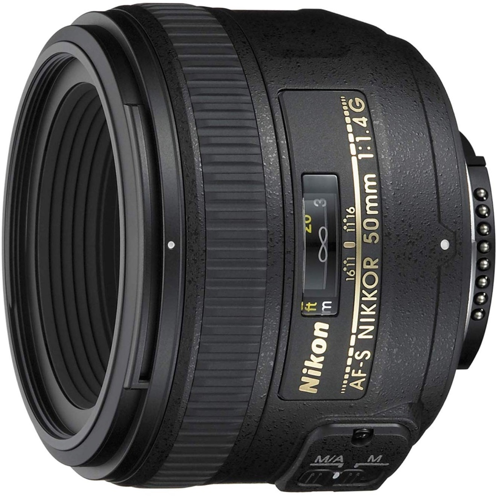 Nikon 50mm f 1.4