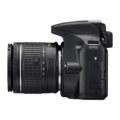 Nikon D3500 Izquierda