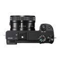 Sony A6300 Controles