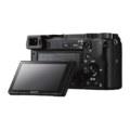 Sony A6300 Pantalla abatible