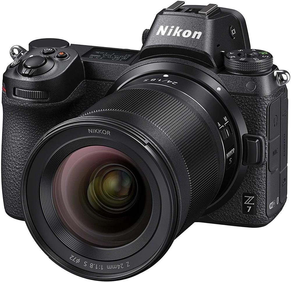 Nikon Nikkor Z 24mm