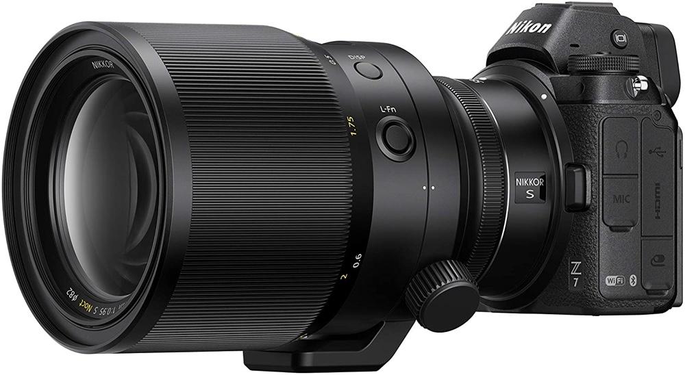 Nikon Nikkor Z 58mm f/0,95 Noct