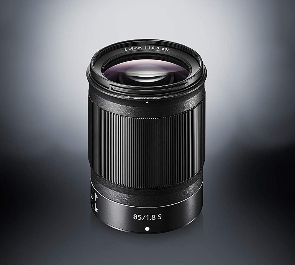 Objetivo Nikon Nikkor 85mm f1.8